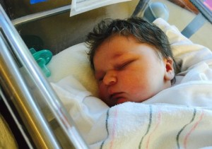 10lb surprise baby Ellen Keefe