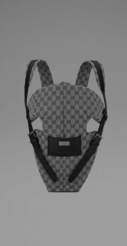 Gucci Baby Carrier