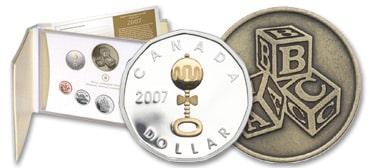 silver+dollar+rattle+set