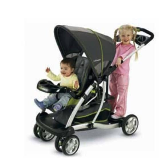 Fisher Price Stand 'n Ride Duo Stroller™