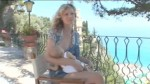 Eva Herzigova Breast feeding son Georg