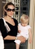 Angelina and Shiloh
