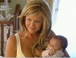 Ashby Grace Zubchevich and Nancy O'Dell