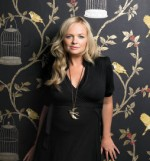 An Expectant Emma Bunton For Mamas and Papas