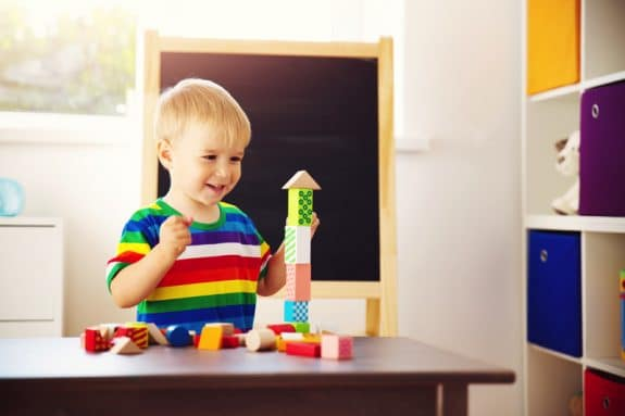 The Benefits Of Good Old Fashioned Wooden Blocks