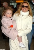 Geri and daughter Bluebell