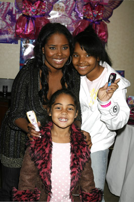 Shar Jackson And Kids Bbr Growing Your Baby