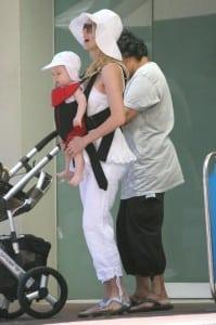 Naomi and Alexander in Sydney