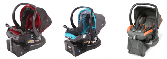RECALL Combi Infant Car Seats Due To Potential Seperation Hazard