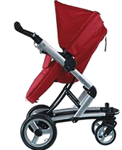 2008 Peg Perego Skate facing in