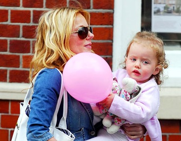 Geri and Bluebell