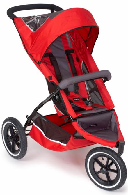 Phil & Teds e3 Single Buggy RECALL