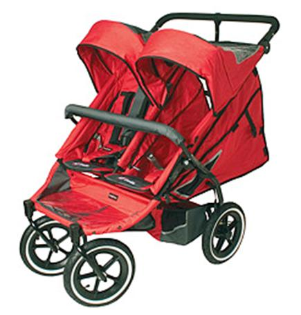Phil & Teds e3 Single Buggy TWIN RECALL