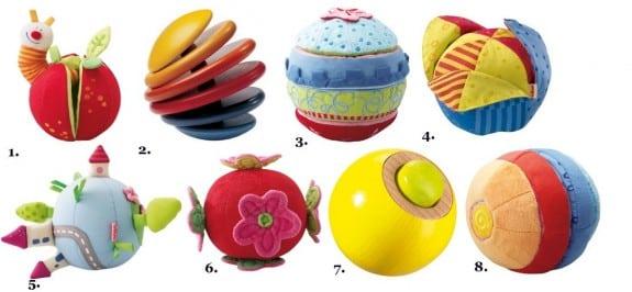 haba toy balls