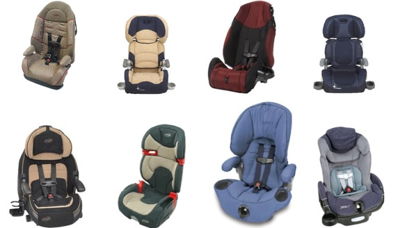 Car seat safety - booster seats poor rating