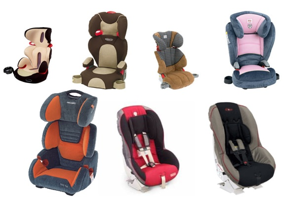 Car seats - best bets