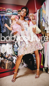 Kim with D'lila Star and Jessie James