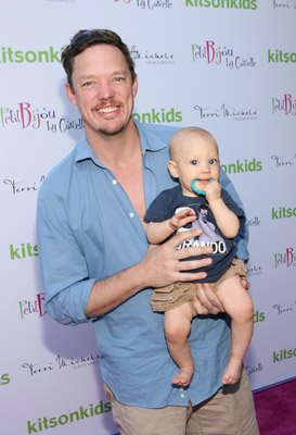 Matthew+Lillard+and+his+son+Liam