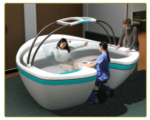 watervessel home birth pool