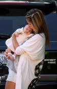 Alessandra Ambrosio Introduces Us To Baby Anja