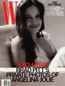 Angelina Jolie W