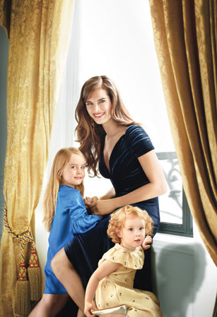Brooke Shields Talks Motherhood In Cookie Magazine