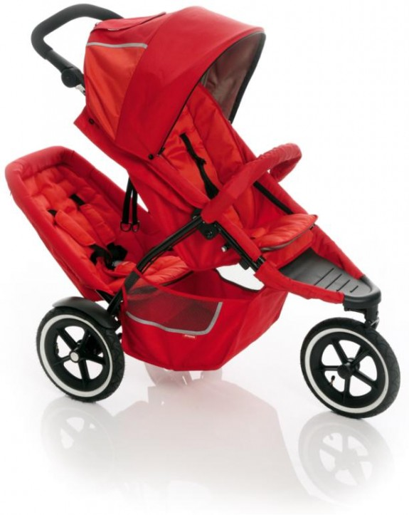 RECALLED PHIL AND TEDS DASH STROLLER