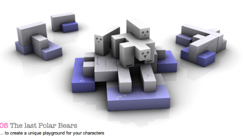 Cool Building Concept Block & Blockele