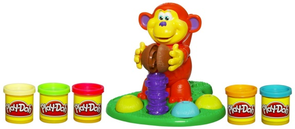 Play-Doh+Coco-Nutty+Monkey