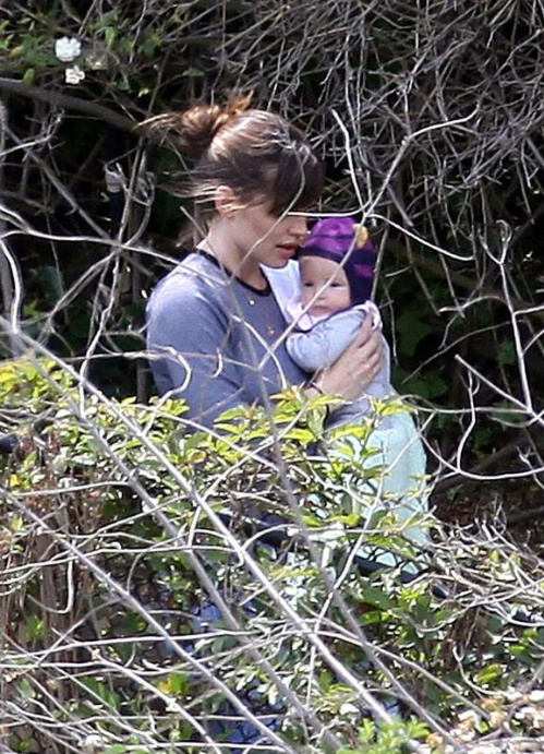 First photo of Jennifer Garners daughter Seraphina