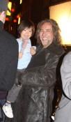 Nicolas Cage with son Kal-el