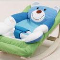 Wonderworld Huggy Bear Baby Rocker Seat