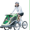 Travel 3 Ways With The Zigo Leader Carrier Bicycle