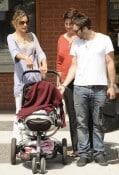 Alessandra Ambrosio, Jamie Mazur Strolls With Anja In Beverly Hills