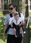 The Afflecks Stroll in Boston