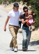 Halle and Gabriel Take Nahla To The Country Fair