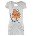 Little Miss Maternity T