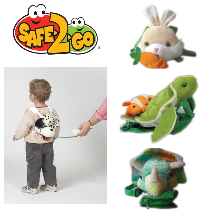 stg keep your toddler safe with baby sherpa's safe2go harness