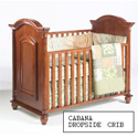"RECALL: LaJobi Bonavita ""Cabana"" Drop Side Cribs Due To Entrapment and Strangulation Hazards"