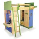 Casa Kids Creates Modern, Practical Loft beds