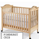 RECALL: LaJobi Babi Italia Pinehurst and Bonavita Hudson Cribs; Risk of Entrapment and Suffocation