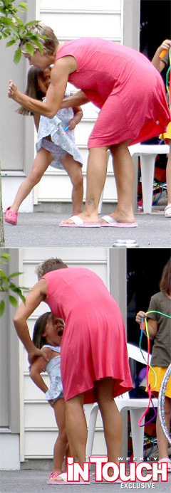 Kate Gosselin Defends Spanking Her Daughter