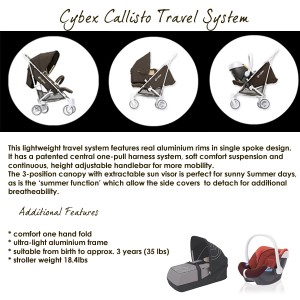 Cybex Premiering In North America This Summer