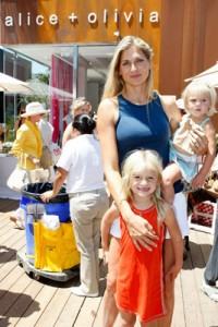 Celebrities Shop In Support Of EB Medical Research