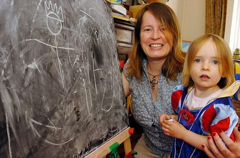 christine baumgartner age. cent of children her age,