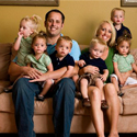 Brian and Jenny Masche Talk About 'Raising Sextuplets'