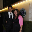 Roger and Mirka Federer Welcome Twin Girls!