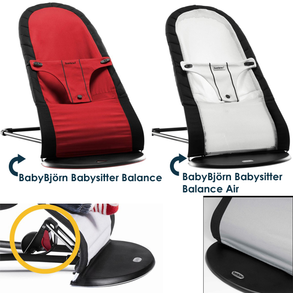 RECALL: BabySwede Bouncer Chairs Due to Laceration Hazard