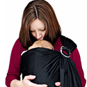 Upmama Baby Sling: Chic and Comfy