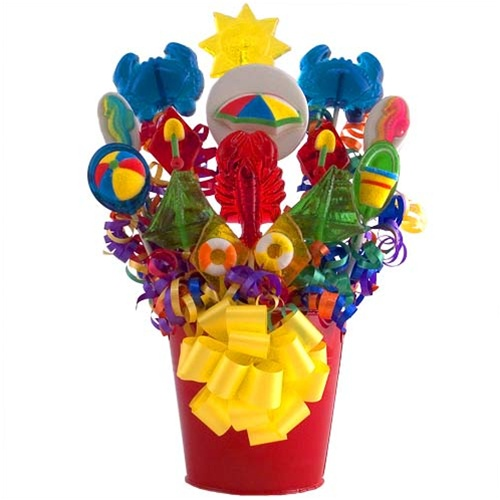 Send Your Sweetie a Lollipop Bouquet and Support Lollipop Theater Network